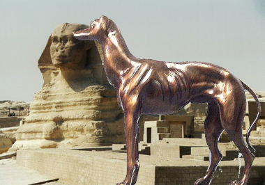 Egyptian Dog